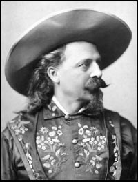 Cowboy Hats in History - Stetson Hats - Buffalo Bill Cody