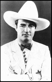 Movie Celebrity Cowboy Hats in History  - Tom Mix
